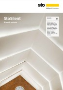 StoSilent Acoustic Brochure